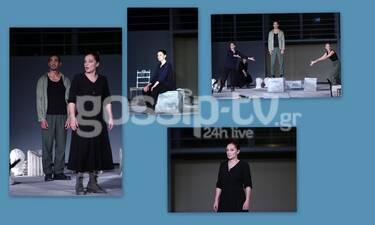 Από Θέση Ισχύος: Πλούσιο φωτογραφικό υλικό από την παράσταση στο Βεάκειο