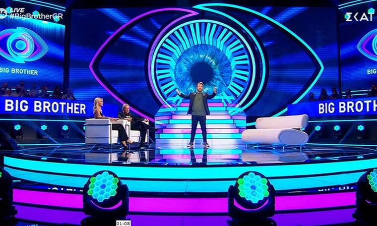 Big Brother:Η απόλυτη ανατροπή-«Έσκασε» νέος παίκτης και αιφνιδίασε τους πάντες