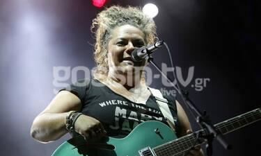 """Ματούλα Ζαμάνη: Sold out η συναυλία της - """"Μάγεψε"""" το κοινό (Photos)"""