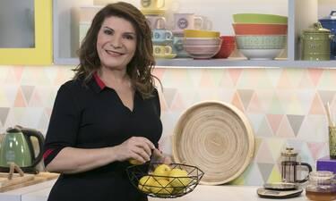 Ώρα για φαγητό: Τι μαγειρεύει αυτή τη Δευτέρα (7/9) η Αργυρώ Μπαρμπαρίγου;