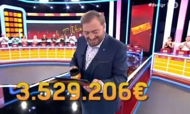 Deal: Πρεμιέρα για τον Χρήστο Φερεντίνο! Ενθουσιασμένος ο παρουσιαστής!