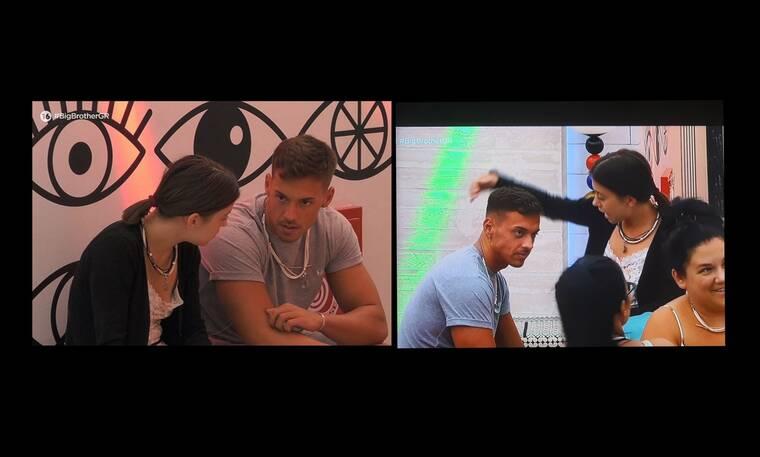 "Big Brother: ""Χαμός"" στο Twitter με τη Ραΐσα και τους διδύμους (Pics-Vid)"