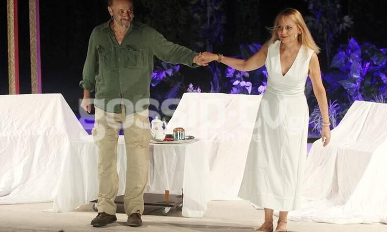 Στέλιος Μάινας - Κάτια Σπερελάκη: Μαζί στη ζωή, μαζί και στη σκηνή! (Pics)