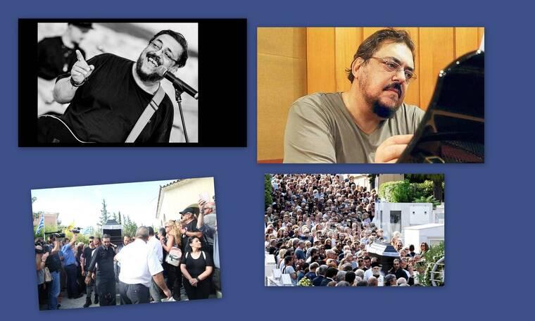 Λαυρέντης Μαχαιρίτσας: Ένας χρόνος από τον θάνατο του αξέχαστου καλλιτέχνη