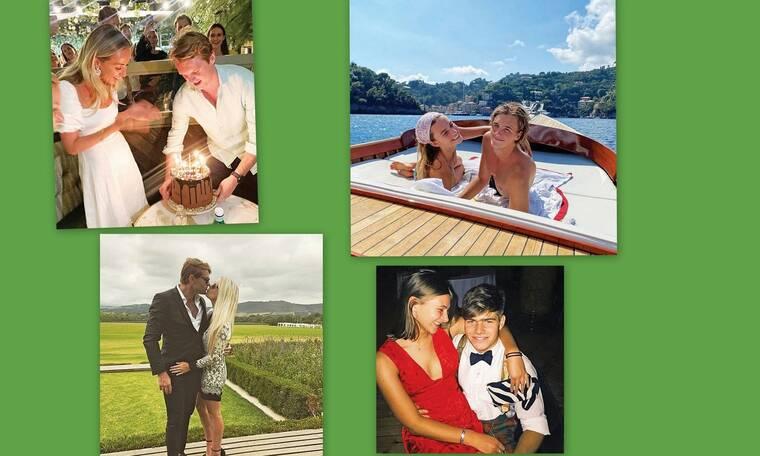 Αυτά είναι τα πιο ερωτευμένα ζευγάρια του διεθνούς τζετ σετ (pics)