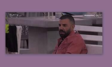 Big Brother: Το επεισόδιο που δεν είδαμε πριν την αποχώρηση του Αντώνη Αλεξανδρίδη