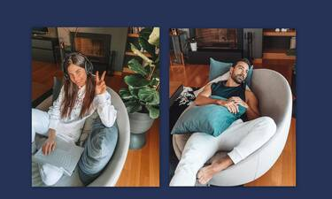 Τανιμανίδης – Μπόμπα: Έχεις δει το σούπερ μοντέρνο σπίτι του ζευγαριού;