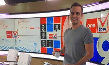 Νικήτας Κορωνάκης: Όσα δεν γνώριζες για τον παρουσιαστή ειδήσεων του MEGA