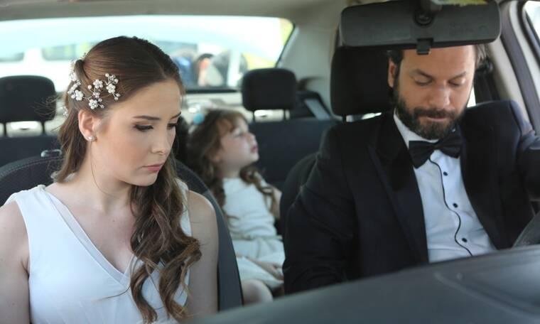 Elif: Μελέκ και Γιουσούφ παντρεύονται, όμως λίγη ώρα μετά έχουν ένα ατύχημα