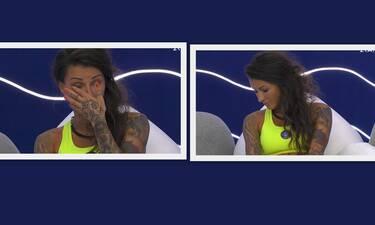 Big Brother: Ξέσπασε σε κλάματα η Ραμόνα: «Υπάρχει ψέμα εδώ μέσα,υποκρισία»