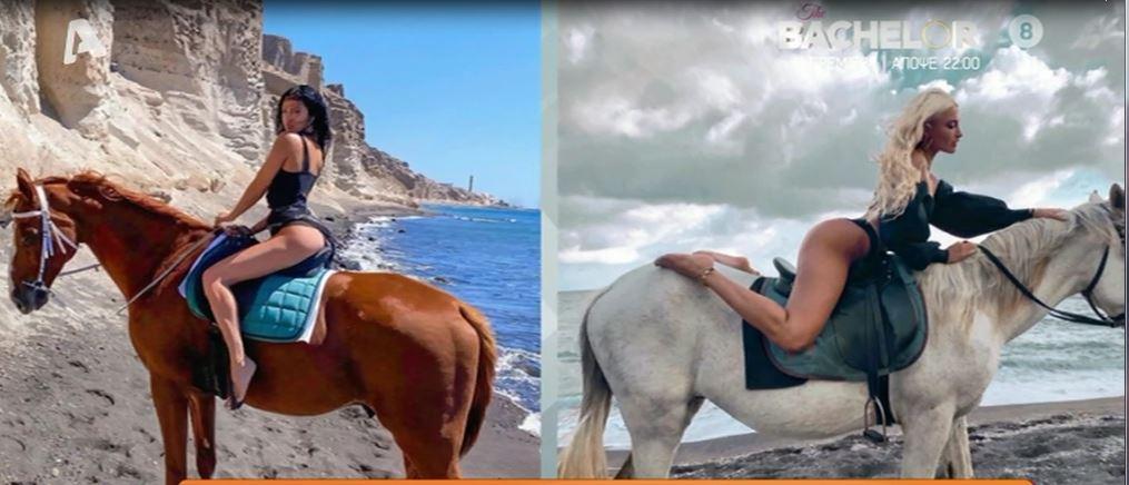 Τούνη Vs Αλεξανδράκη: Καβάλα στο άλογο – Ποια αντέγραψε ποια;