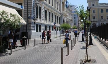 Ποιος είναι ο αρχαιότερος δρόμος στην Αθήνα;
