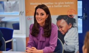 Kate Middleton: Πώς δείχνει τόσο ξεκούραστη ενώ είναι τόσο δραστήρια;