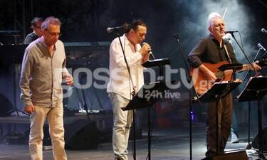 Η συναυλία – αφιέρωμα στη μνήμη του Λαυρέντη Μαχαιρίτσα! Ήταν όλοι εκεί