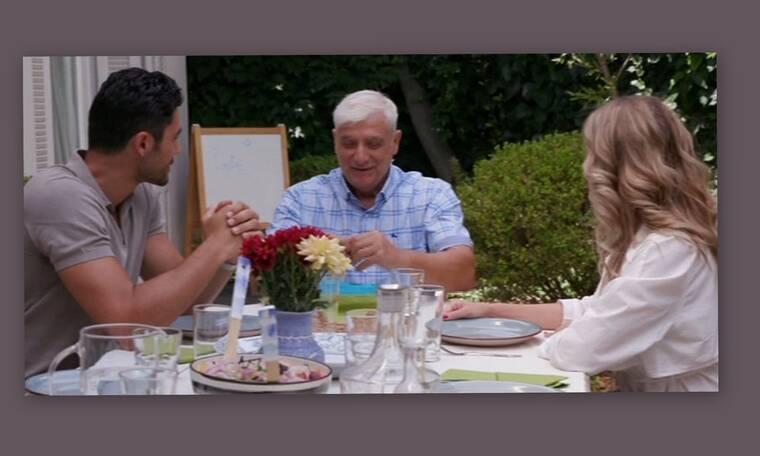 The Bachelor: Ο Παναγιώτης Βασιλάκος έκανε πρεμιέρα με τους γονείς του