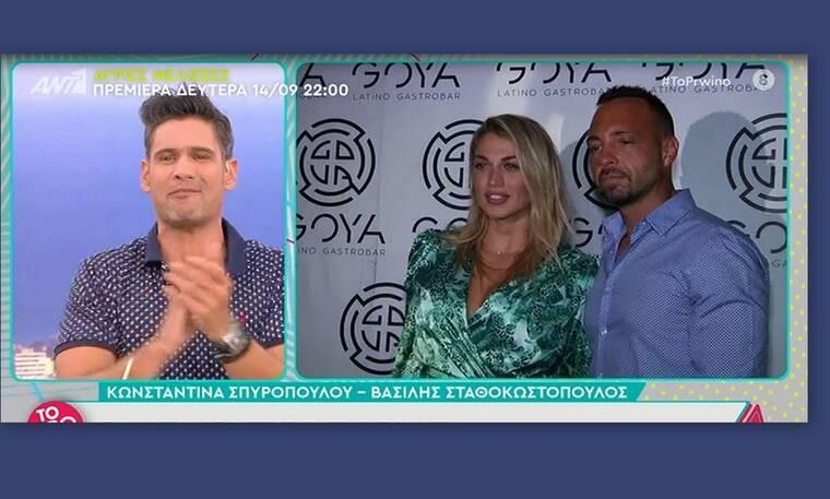 Σπυροπούλου–Σταθοκωστόπουλος:Τι τρέχει ανάμεσά τους;Η αποκάλυψη του Ουγγαρέζου
