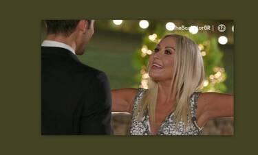 Τhe Bachelor: Όταν «έλουζαν» την Έλενα Μπάση, με δολάρια στην πίστα!
