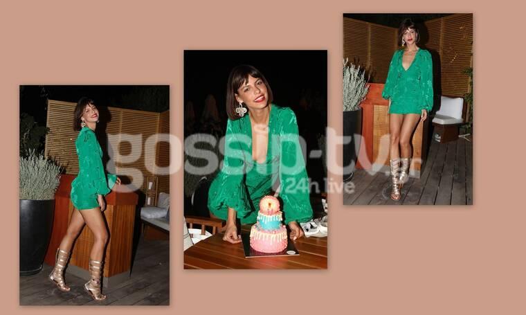 Μέγκι Ντρίο: Σέξι και νέο look στο πάρτι των γενεθλίων της (pics)