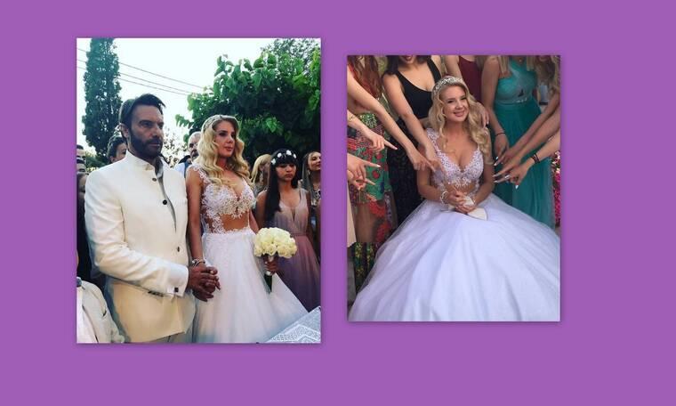 """Τζώρτζογλου & Μαριόλα: Το άγνωστο παρασκήνιο του γάμου τους - """"Δεν παντρεύομαι"""" (pics)"""