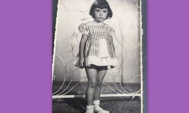 Κι όμως! Το κοριτσάκι που βλέπεις στη φωτό είναι πασίγνωστη τηλεμαγείρισσα!