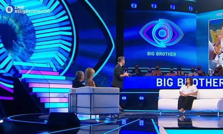 Big Brother: Η εγκυμονούσα κόρη παίκτριας στο πλατό! Ποια θα γίνει γιαγιά;