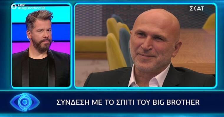 "Big Brother: Ο ""αντιδήμαρχος"" μπέρδεψε τον Πάριο με τον Βοσκόπουλο"