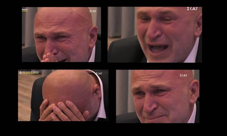 """Big Brother: """"Λύγισε"""" ο Αντιδήμαρχος - Έκλαιγε με λυγμούς (Pics-Vid)"""