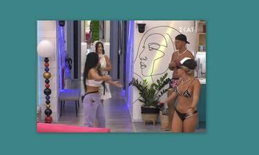Big Brother: Αυτά είναι τα πλάνα που δεν προβλήθηκαν – Η Ραΐσα ντύθηκε... νυφούλα