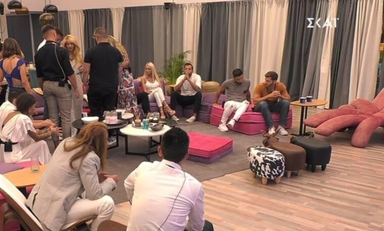 Big Brother: Ντέρμπι η ψηφοφορία - Αυτός ο παίκτης αποχώρησε! (Pics-Vid)