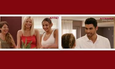 The Bachelor: Η αντίδραση του Βασιλάκου όταν είδε τα κορίτσια… μέρα!