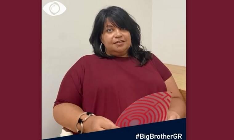 Big Brother: Η Βασιλική Χάνου αποχώρησε και έκανε τις πρώτες δηλώσεις