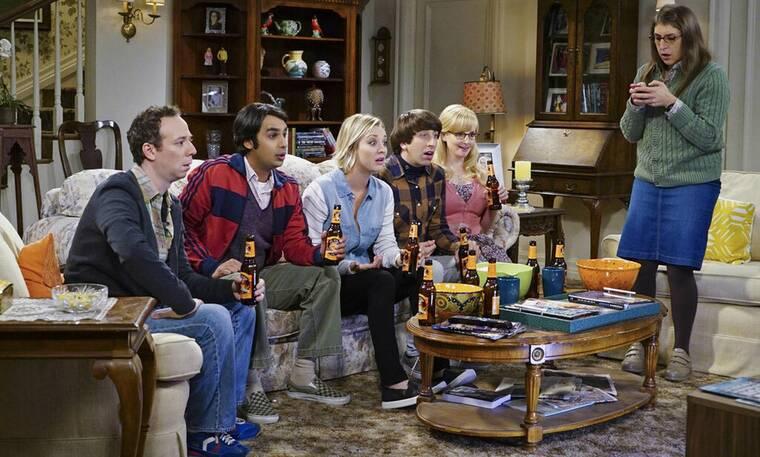 Δεν κάνουν όλοι οι φίλοι για τηλεοπτικές σειρές