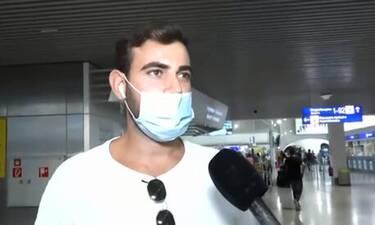 Νίκος Πολυδερόπουλος: Έτοιμος να κάνει το επόμενο βήμα στην προσωπική του ζωή