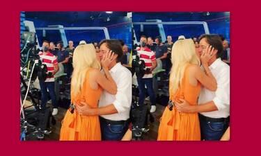 Θεοδωρίδου: Η ατάκα της on camera για το καυτό φιλί της Μενεγάκη στον Μάκη