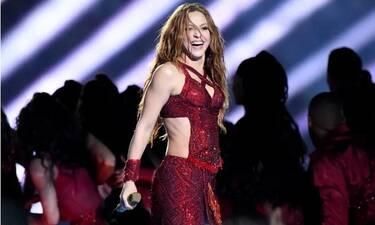 Η φωτογραφία της Shakira που μας άφησε με το στόμα ανοιχτό