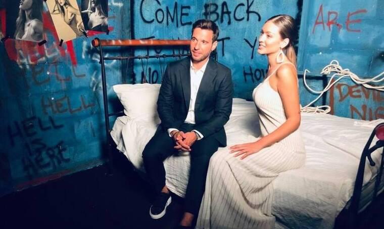 Διογένης: Στα backstage του βιντεοκλίπ του με τη νέα Σταρ Πελοπόννησος 2020