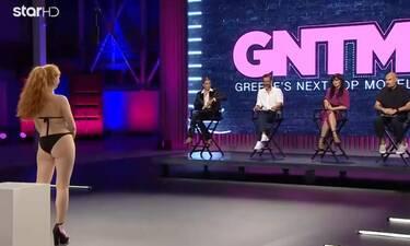 GNTM:Το plus size model με την εξωπραγματική ομορφιά και η συγκινητική ιστορία