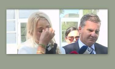 Λύγισε η Βικτώρια Καρύδα μετά την απόφαση του δικαστηρίου