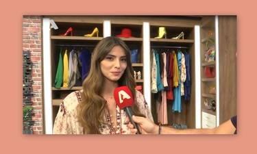 Ηλιάνα Παπαγεωργίου: Το μήνυμα του Snik πριν την πρεμιέρα της και η συγκίνηση