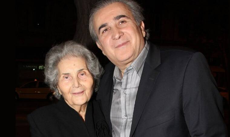 Λάκης Λαζόπουλος:Η επίσκεψη στο πατρικό του και οι φωτογραφίες των γονιών του