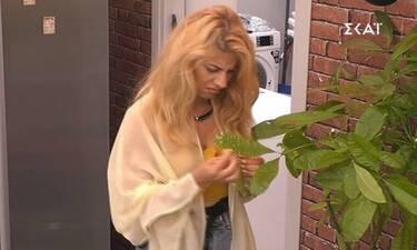 Big Brother: Αυτός είναι ο λόγος που η Άννα Μαρία κάνει συνεχώς «ξουξου»