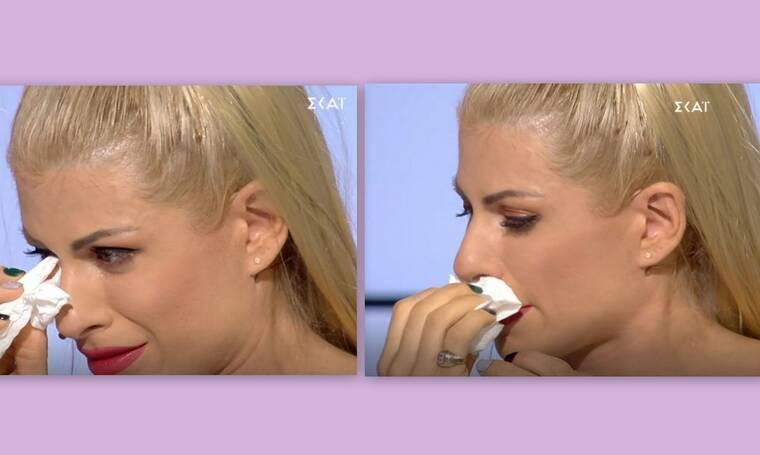 My style rocks: Ξέσπασε σε κλάματα η Ευρυδίκη Παπαδοπούλου - Τι συνέβη;