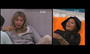 Big Brother: Έξαλλη η Δανέζη με τη Ραμόνα: «Έχει κόμπλεξ, με ζηλεύει»
