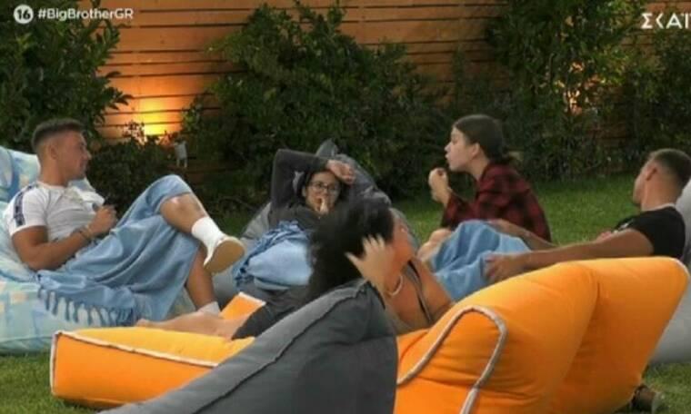 Big Brother: Ξέσπασε η Ραΐσα: «Με έχεις κουράσει» (Video)