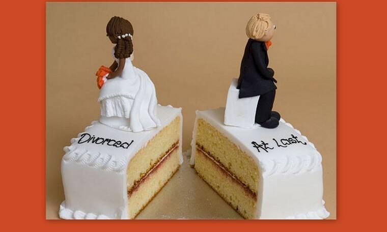 Διαζύγιο-«βόμβα»! Γνωστό ζευγάρι χώρισε μετά από τρία χρόνια γάμου