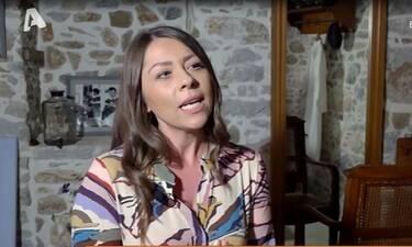 Ξεσπά η Κατερίνα Λένη για το Master Chef: «Εγώ εκεί που φτύνω δεν ξαναγλείφω»