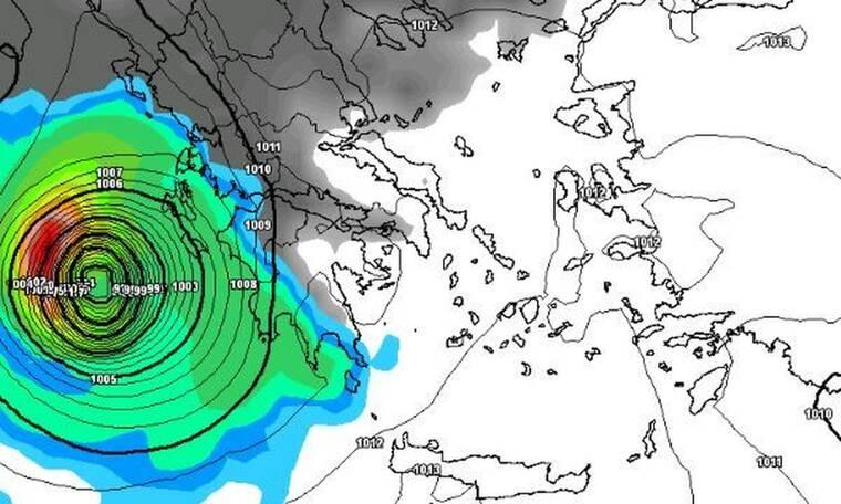 Καιρός: Ζορμπάς Vs Ιανός! Η σύγκριση ανάμεσα στους δύο κυκλώνες που... τρομάζει!