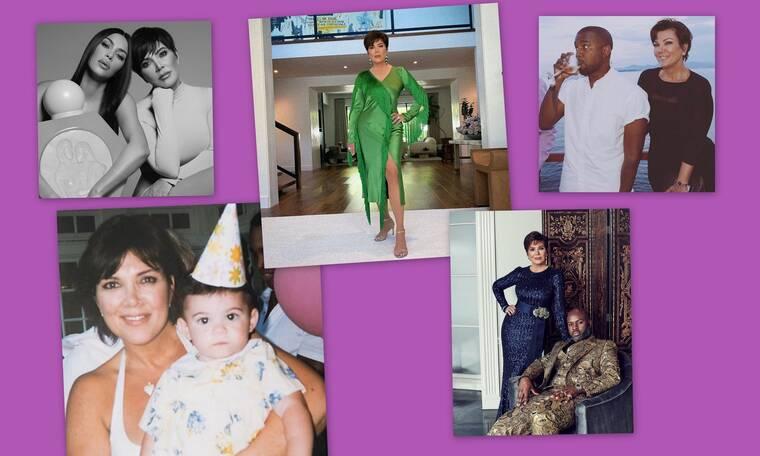 Kris Jenner: Η πολυτάραχη ζωή και το... τέλος εποχής για τις Kardashians