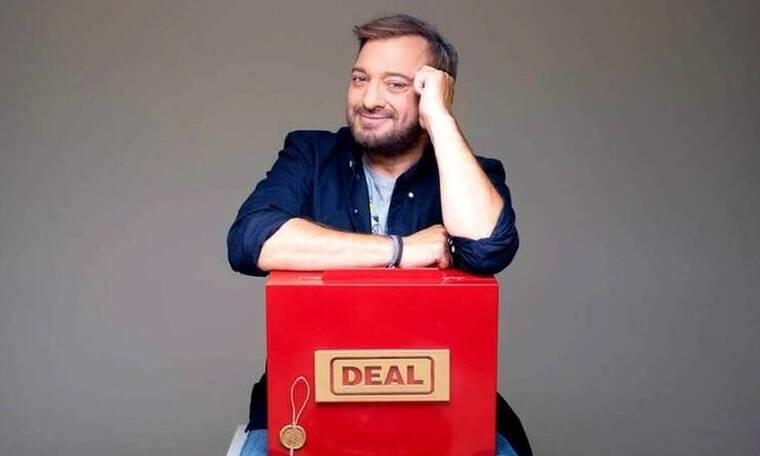 Deal: Πρώτος ο Χρήστος Φερεντίνος στο δυναμικό κοινό