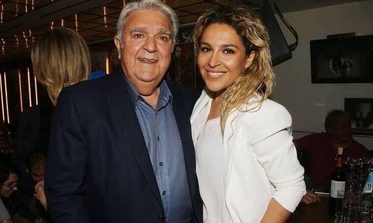 Πασχάλης Τερζής: Η κόρη του, Γιάννα, μας δείχνει το μποστάνι του! (Photos)